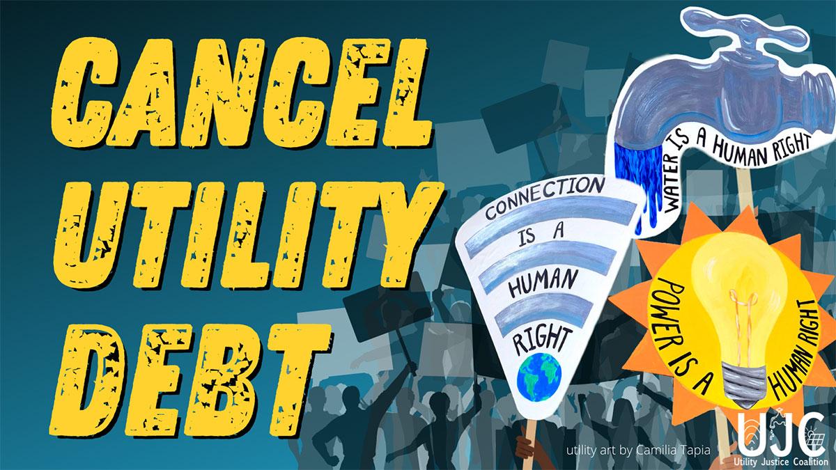 Cancel Utility Debt