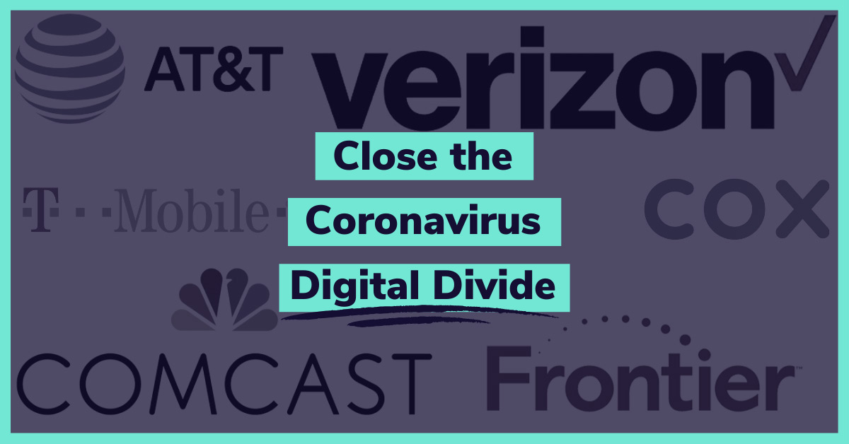 Close the Coronavirus Digital Divide