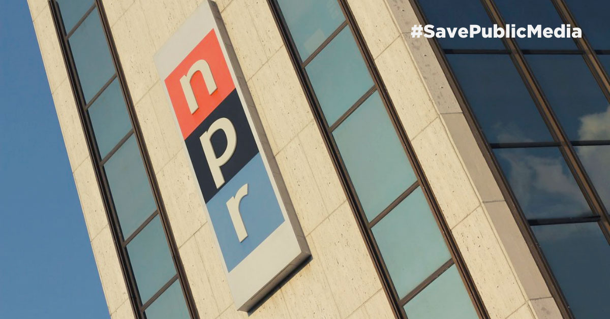 Tell Congress to Restore Funding for Public Media